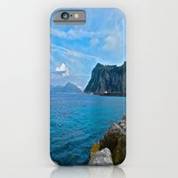 iPhone & iPod Case featuring Sorrento: Amalfi Coast, Italy by JuliHami