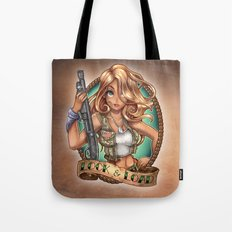 LOCK  & LOAD Tote Bag