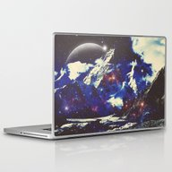 Laptop & iPad Skin featuring Comet by DuckyB (Brandi)