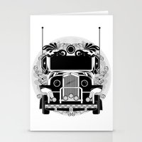 Jeep Ni Erap Stationery Cards