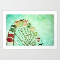 A Summer's Day Art Print