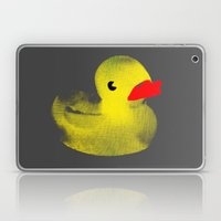 Rubber Duck Laptop & iPad Skin