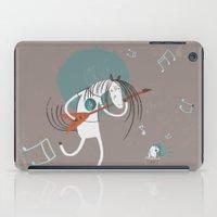 ANALOG ZINE-ROCK N ROLL iPad Case