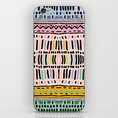 NAVAJO MOTIF  iPhone & iPod Skin