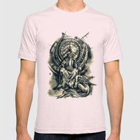 Countdown Mens Fitted Tee Light Pink SMALL