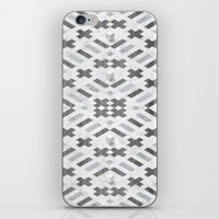 Digital Square iPhone & iPod Skin
