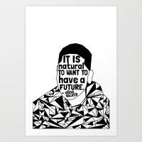 Tamir Rice - Black Lives… Art Print