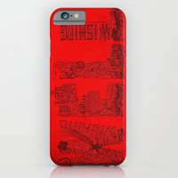 iPhone & iPod Case featuring Wishing Well  by Laura Brightwood