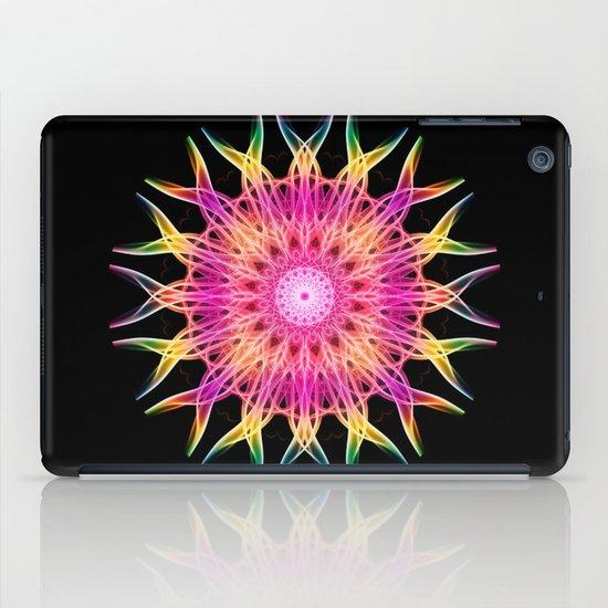 Smoke Mandala 5 iPad Case