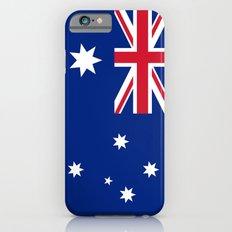 Australian flag - Authentic version Slim Case iPhone 6s