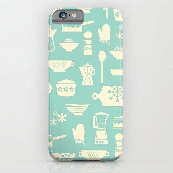 Kitchen Culture iPhone & iPod Case