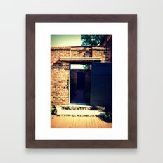 The Hideaway Framed Art Print