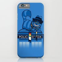 The Cheshire Doctor iPhone 6 Slim Case