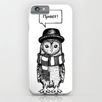 iPhone & iPod Case featuring Hello Goodbye by jewelwing