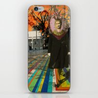 Floored Up iPhone & iPod Skin