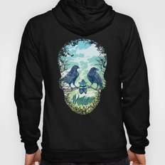Nature's Skull (Green) Hoody