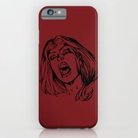 iPhone & iPod Case featuring Bride of the Monster by illustrious state