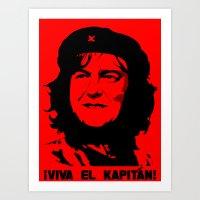 May Guevara Art Print