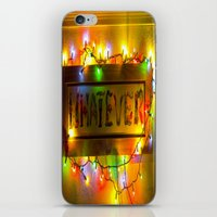 Word that defines a generation? iPhone & iPod Skin