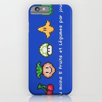 iPhone & iPod Case featuring Geek Food by DarkChoocoolat