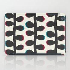 Like a Leaf [black] iPad Case