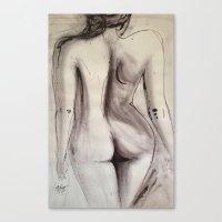 Elegant Canvas Print