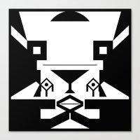 0001 Canvas Print
