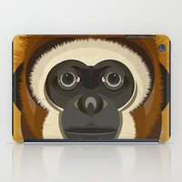 Gibbon iPad Case
