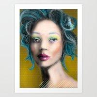 EmoPop Art Print