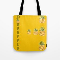 Kitchen Pineapple Tote Bag