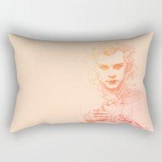 Herbal tea Rectangular Pillow