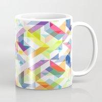 Aztec Geometric II Mug