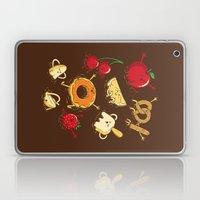 Chocolate Dip Party Laptop & iPad Skin