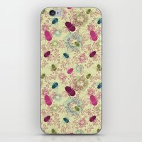 Busy Bees iPhone & iPod Skin