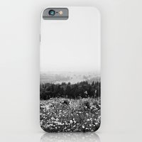 Mountain Wildflowers iPhone 6 Slim Case