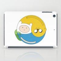 Adventurer Balance iPad Case