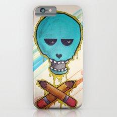 Art Skull iPhone 6s Slim Case