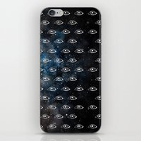 eyes on you iPhone & iPod Skin