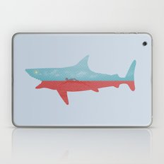 Bad day for a swim Laptop & iPad Skin
