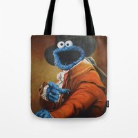 Monster Ducookie Tote Bag