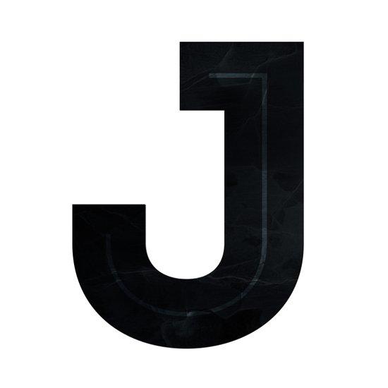 Just J Art Print