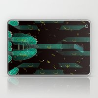 Breathing Music Tonight Laptop & iPad Skin