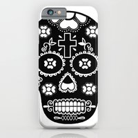 iPhone & iPod Case featuring DIA DE LOS MUERTOS by RIGOLEONART