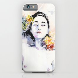 iPhone & iPod Case - A new morning - agnes-cecile