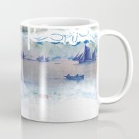 When Words Are Silent Mug