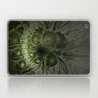 Fractal Moss Laptop & iPad Skin