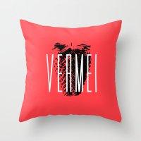 VERMEI Throw Pillow