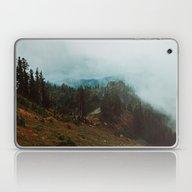 Park Butte Lookout - Was… Laptop & iPad Skin