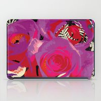 Flowers Series_v02 iPad Case