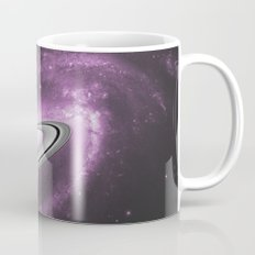 FLY ME TO THE SATURN Mug